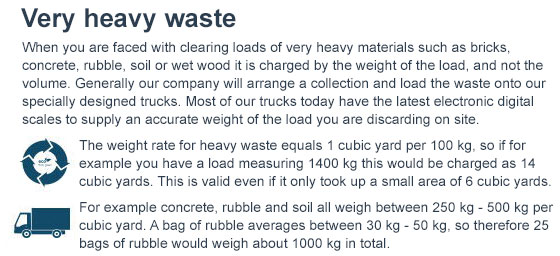 Great Prices of Heavy Waste Disposal in Lambeth